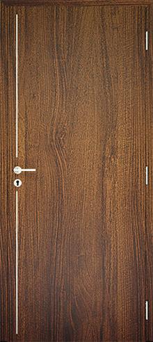 Alumínium Intarziás beltéri ajtók