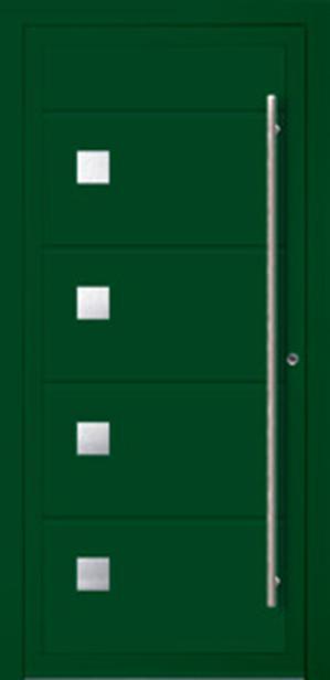ALU bejárati ajtók